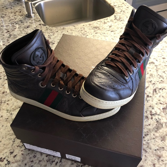 fe9fe7d895f Gucci Other - Mens Gucci sneakers for sale!